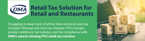 Retail Tax Solution - Tax Interchange for Retail